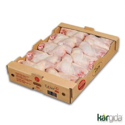 Whole Chicken in Polybags (Paper Box Packaging)