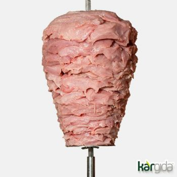 TURKEY DONER FROM BREAST BULK