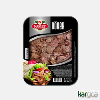 Beef Cooked Ground Meat Döner 300 gr