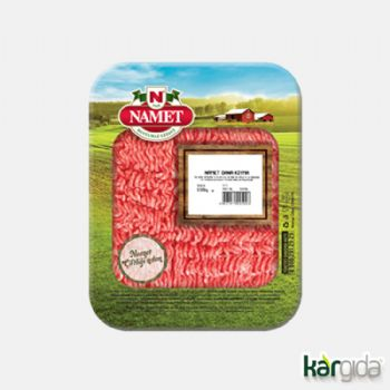 Namet Beef Ground Meat with 15 % Fat 500 gr
